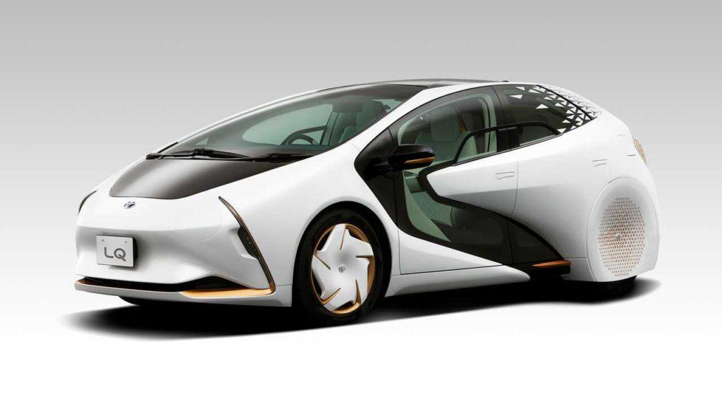 Концепт Toyota LQ