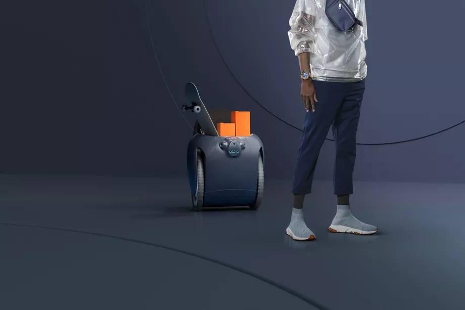 Робот Gita