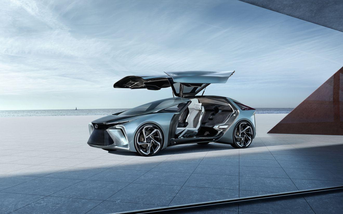Lexus LF30 Concept