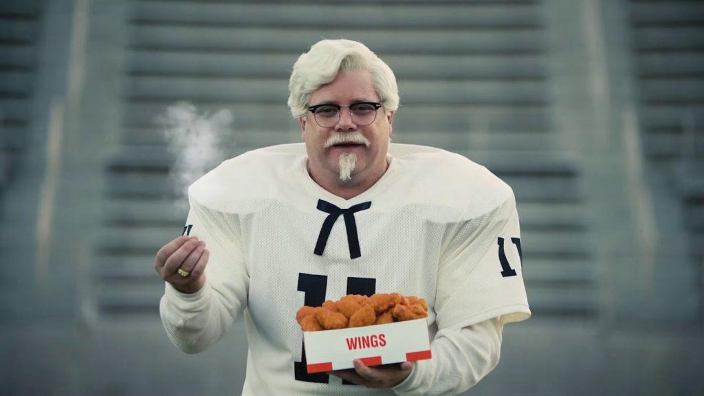 KFC предлагает подписку на куриные крылышки