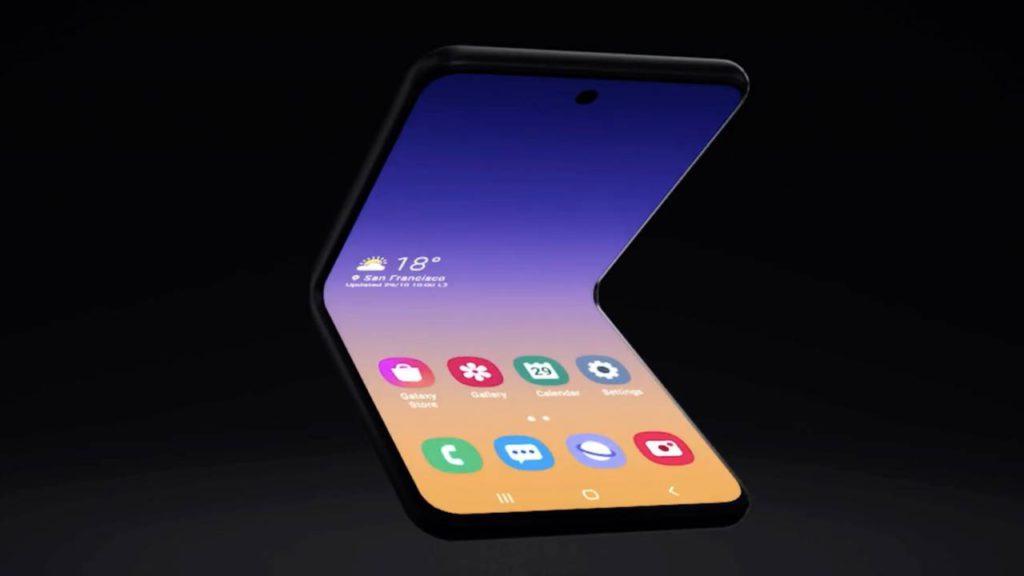 Samsung Fold New