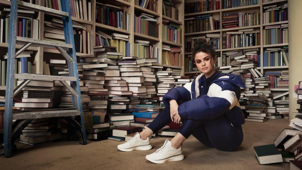 Puma x Selena Gomez