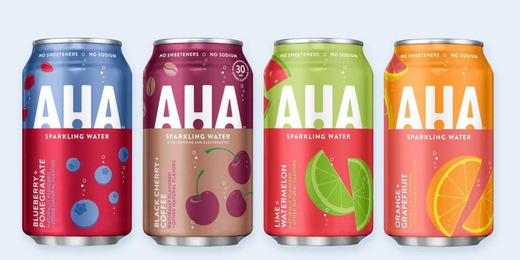 Coca cola Aha