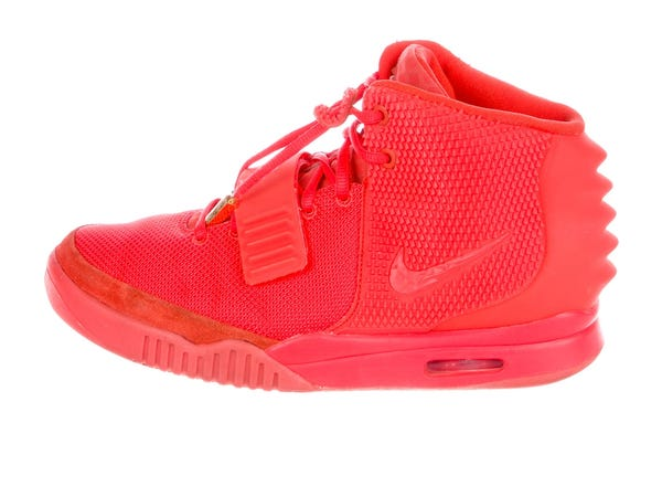 Air Yeezy Red October