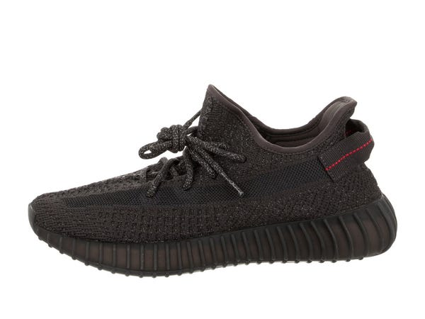 Yeezy 350 Boost V2 Black Static Reflective