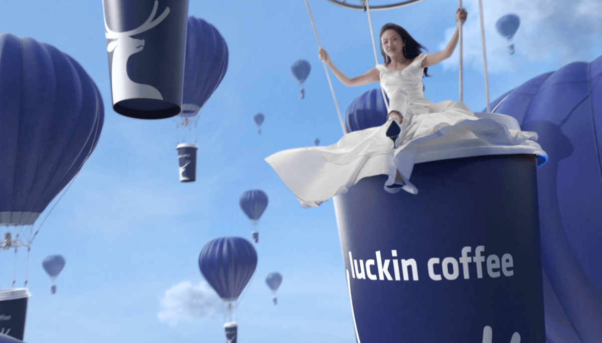 Starbucks проигрывает Luckin Coffee на китайском рынке