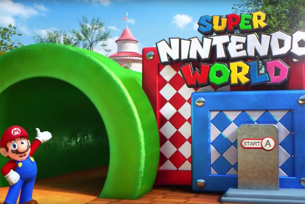 Nintendo Theme Park