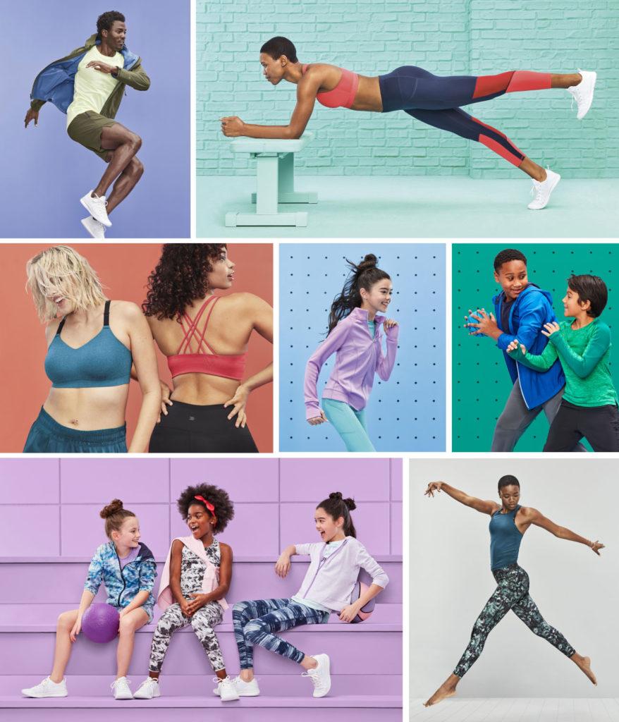 Target запускает собственную линию спортивной одежды