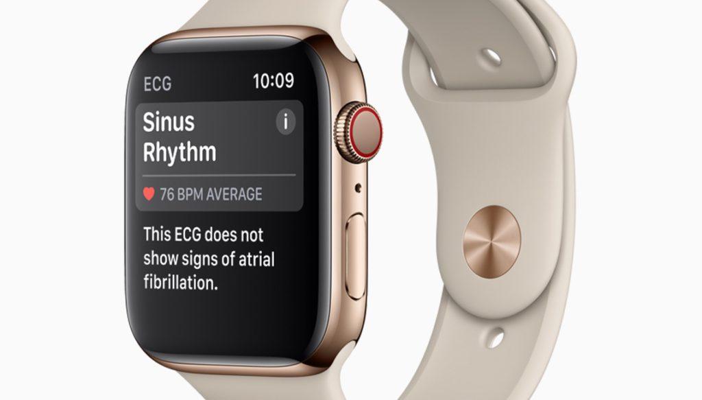 Apple и Johnson & Johnson объединяются в борьбе с инсультом