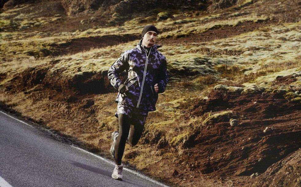 Arket представляет одежду для бегунов