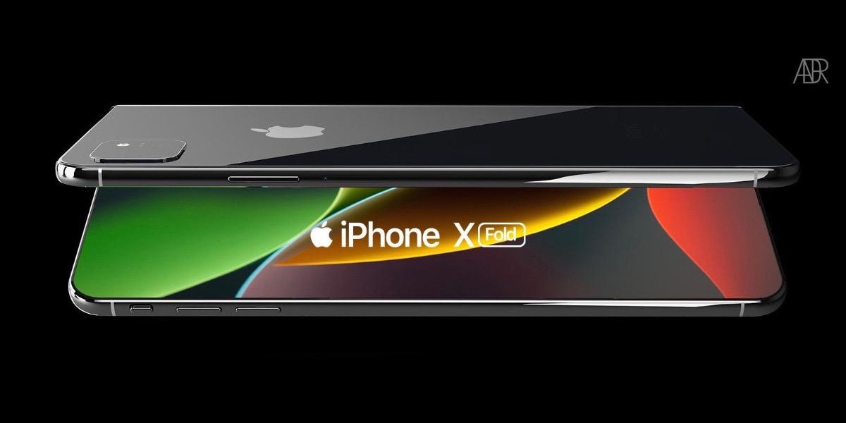 Apple работает над устройством со складным экраном