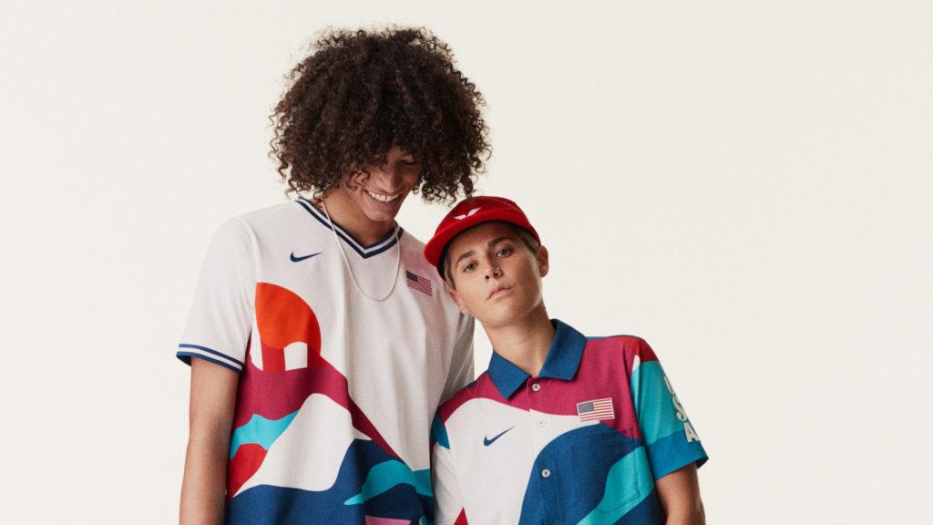 Nike Olympics Skateboard
