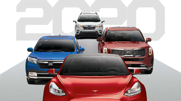 Top auto brands