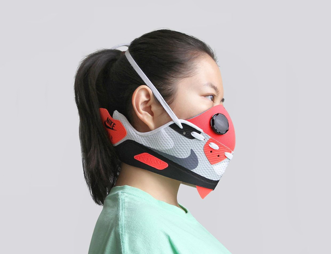 Nike маска