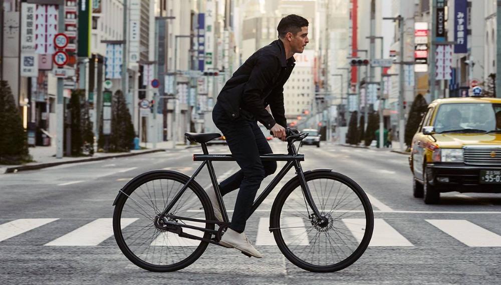 Электровелосипеды VanMoof готовятся покорять города