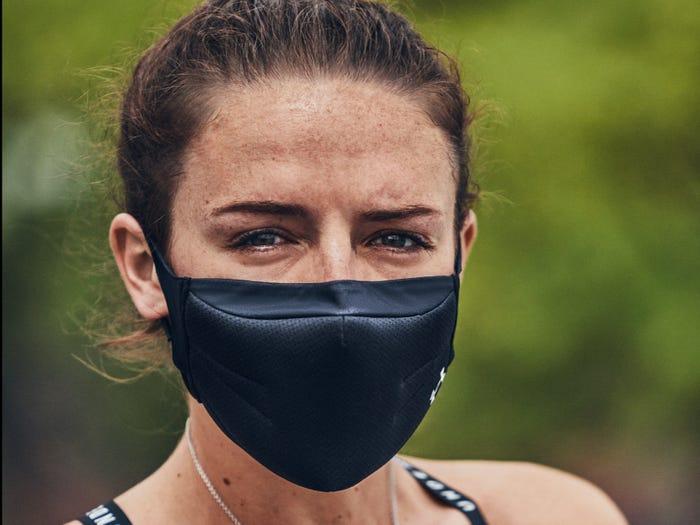 маска Under Armour