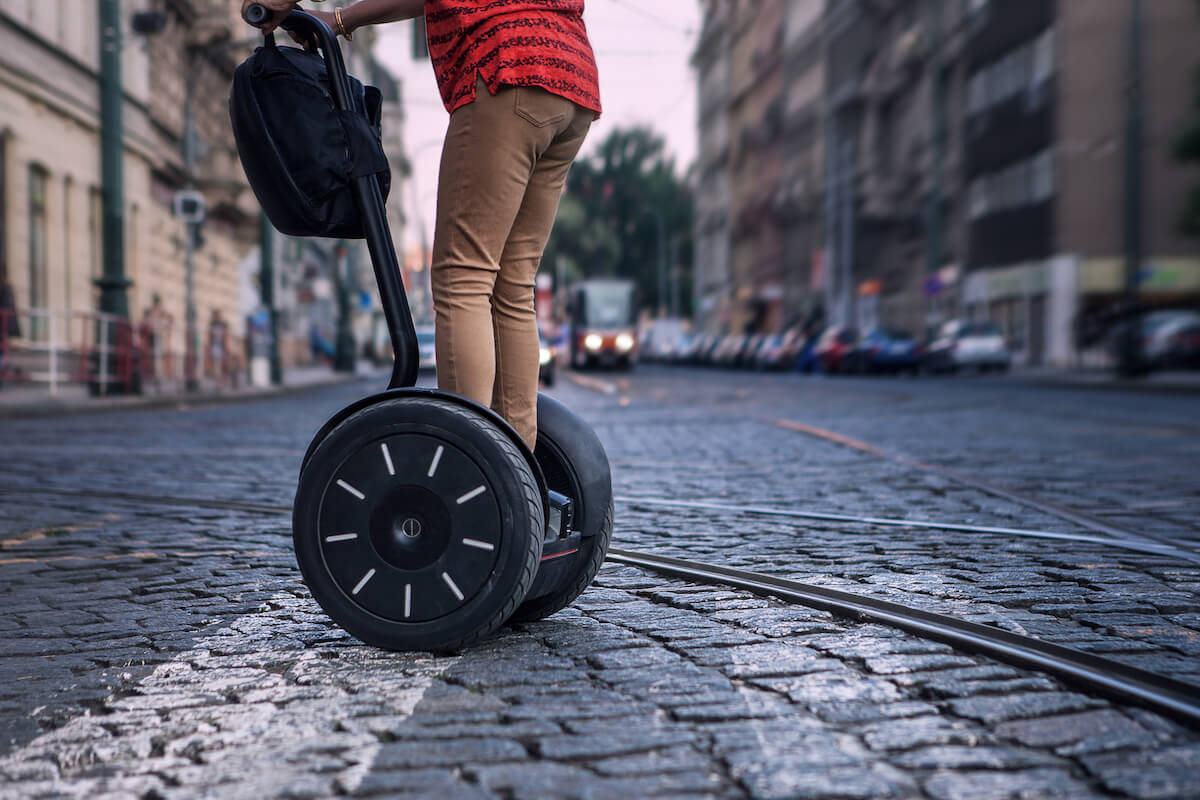 Segway скутер