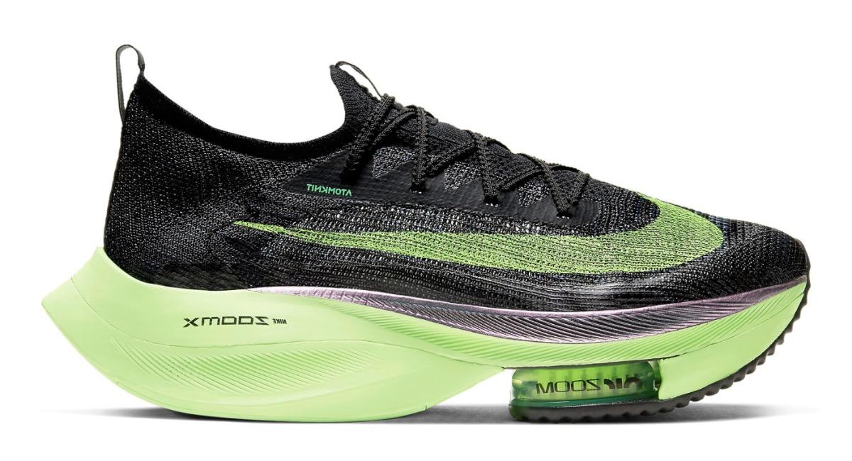 Кроссовки Nike для самых быстрых появились в продаже