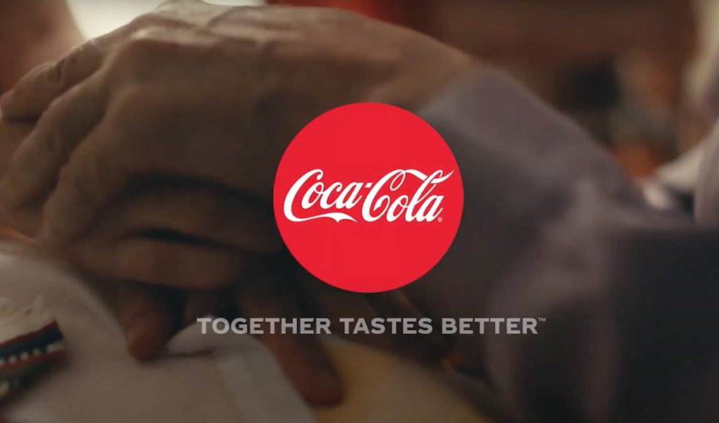 Coca Cola Together
