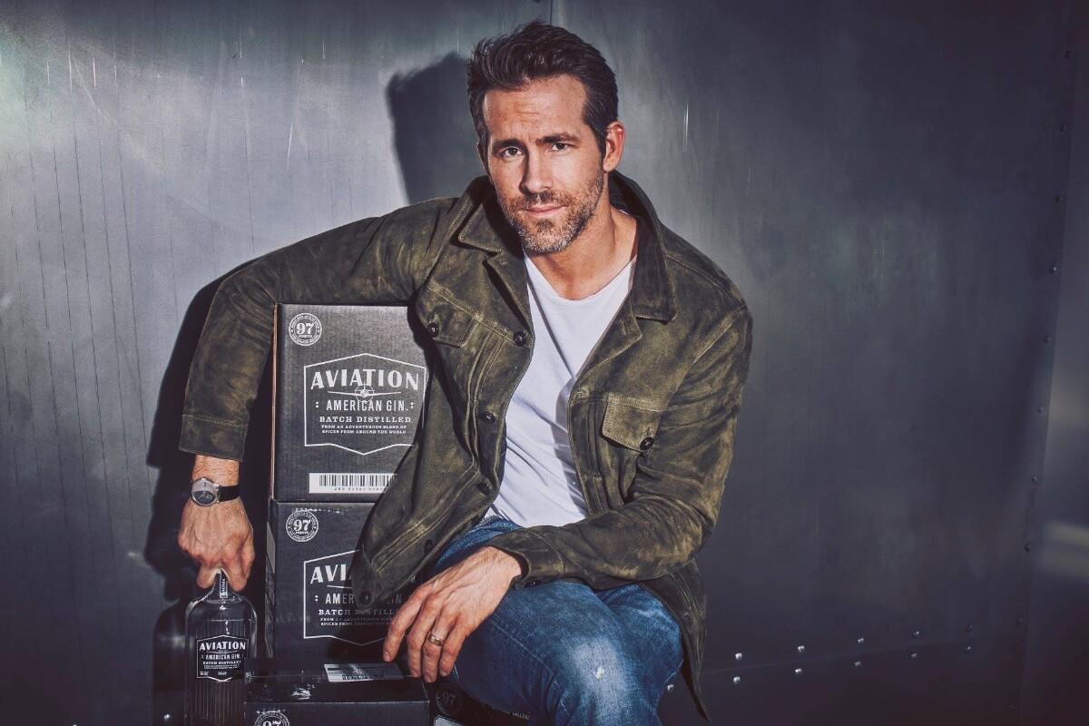 Diageo покупает джин Aviation American Gin