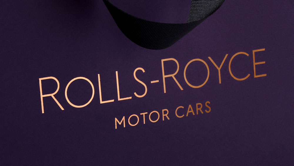 Rolls-Royce проводит ребрендинг и ориентируется на молодых водителей