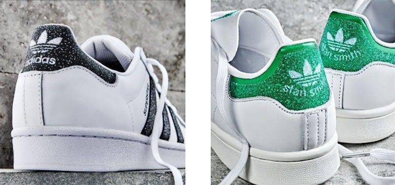 Adidas x Swarovski