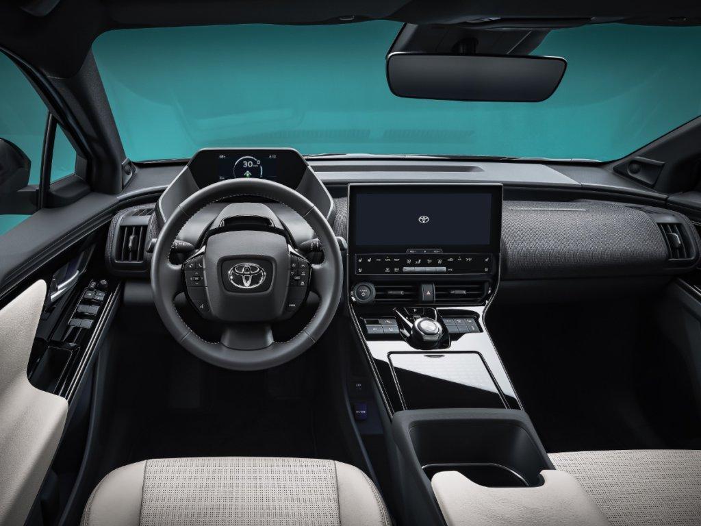 Toyota продемонстрировала концепт полностью электрического внедорожника