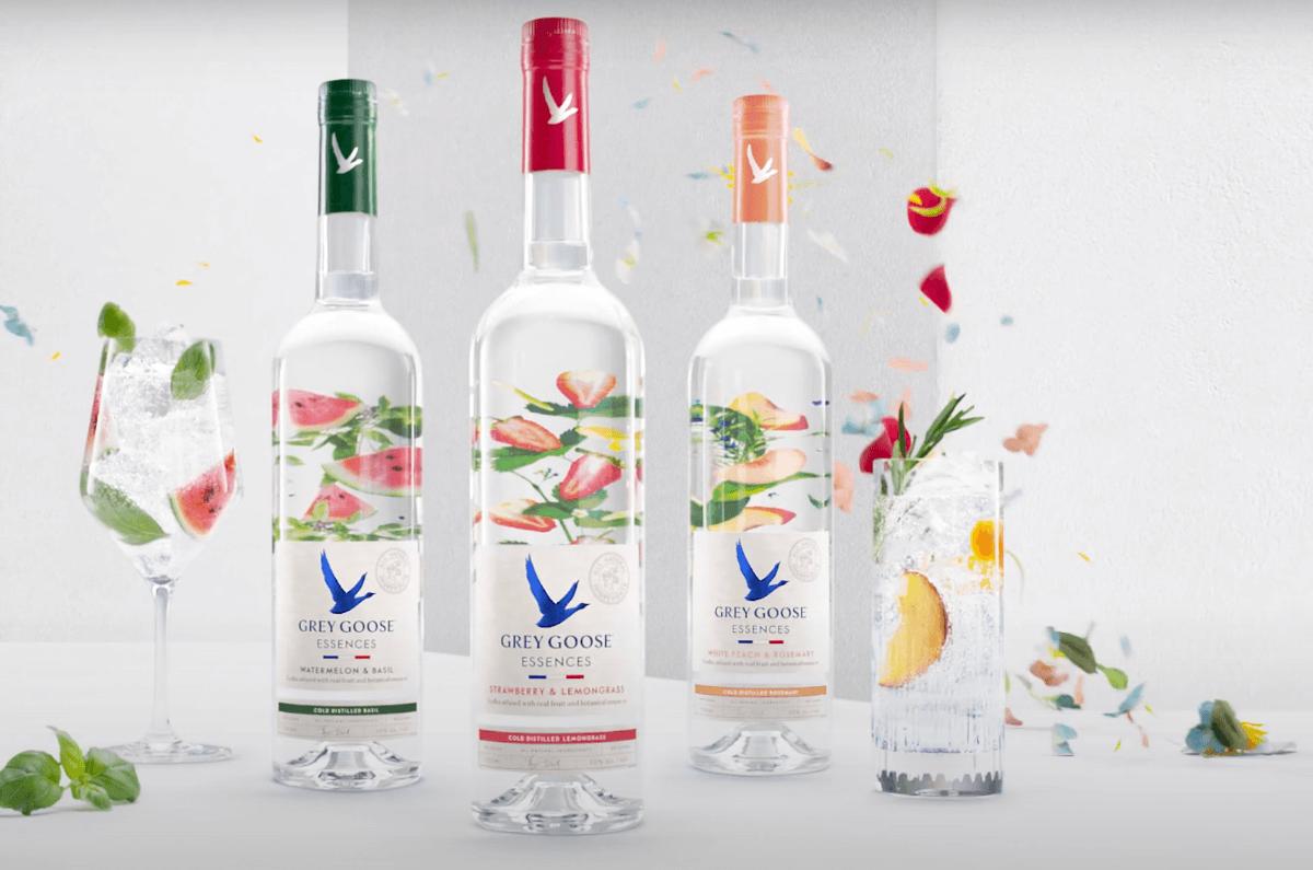 Разнообразие вкусов и ароматов в новой водке Grey Goose